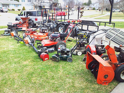 Landscaping Equiptment