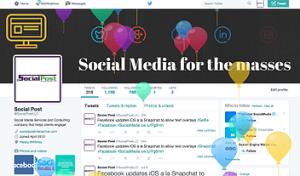Twitter Balloons