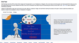 Facebook Ads Text Rule
