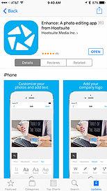 Enhance App