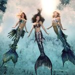 Mermaid picture at Wikee Wachee