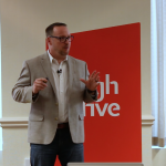 Hank Hoffmeier at High Five Conference