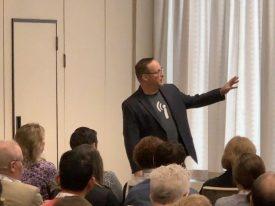 Hank Hoffmeier Speaking at High Five Conference