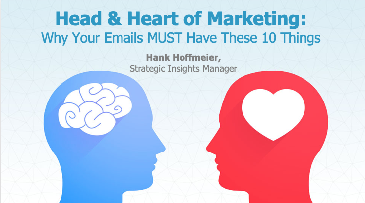 Head and Heart of Marketing