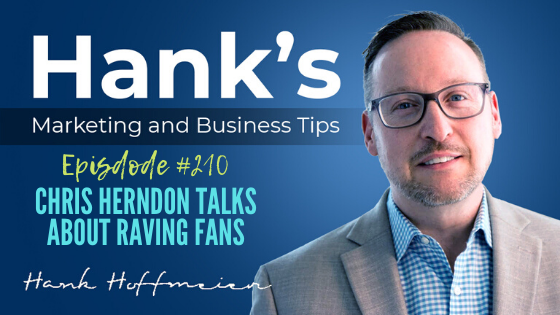 HMBT 201 Chris Herndon Talks About  Raving Fans