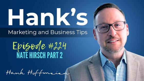 HMBT #224: Nate Hirsch Part 2