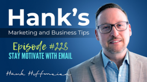 HMBT #228: Stay Motivated With Email