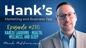 HMBT #230: Karese Laguerre - Health, Wellness, and Sleep