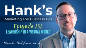 HMBT #252: Leadership in a Virtual World