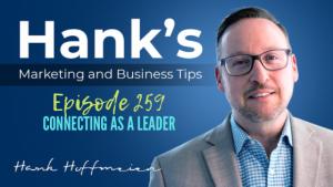 HMBT 259: Connecting as a Leader