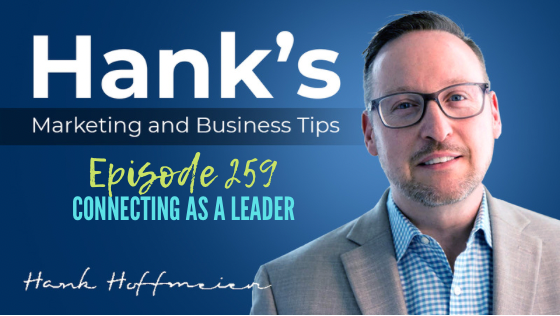HMBT 259: Connecting as a Leader