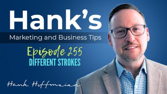 HMBT #255: Different Strokes