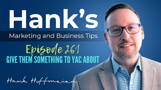 HMBT #261: Give Them Something to YAC About
