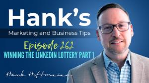 HMBT #262: Winning the LinkedIn Lottery